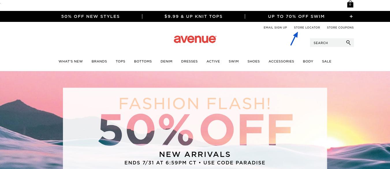 avenue-store-locator