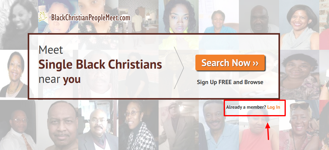 Black Christian Dating Login