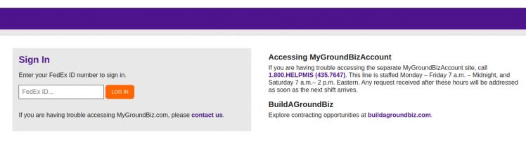 MyGroundBiz Logo