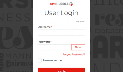 Log in to Hy-Vee