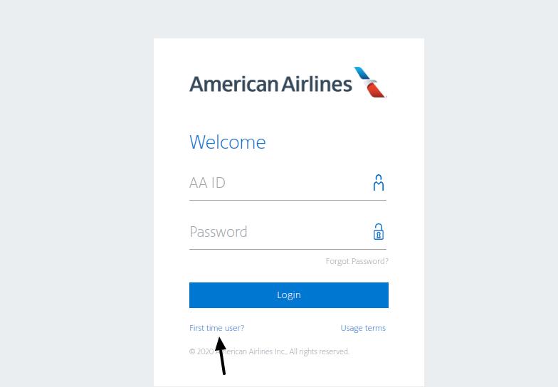 American Airlines Register