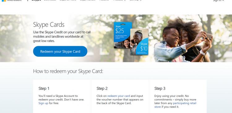 Skype Prepaid Card Logo