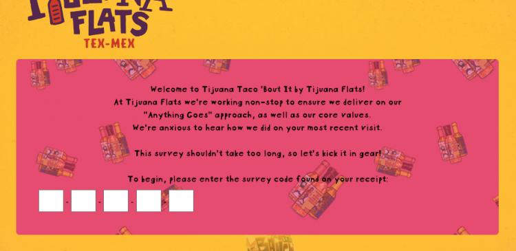 Tijuana Taco Survey