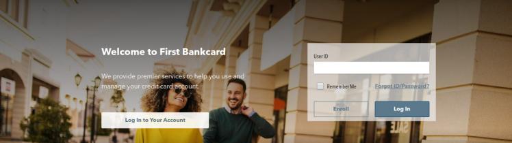 First Bankcard Logo