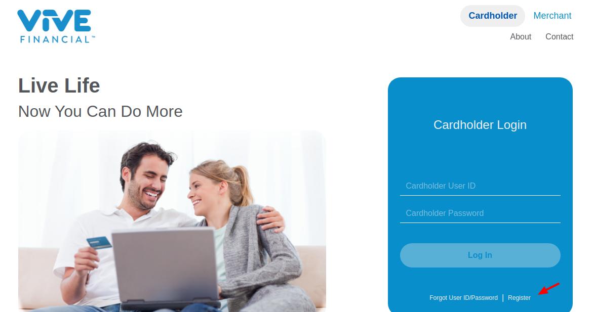 Vive Financial Register