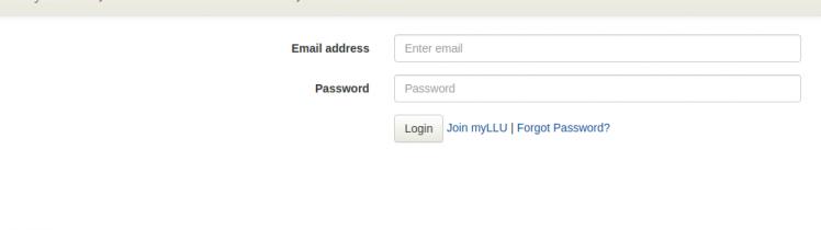 LLU Webmail Logo