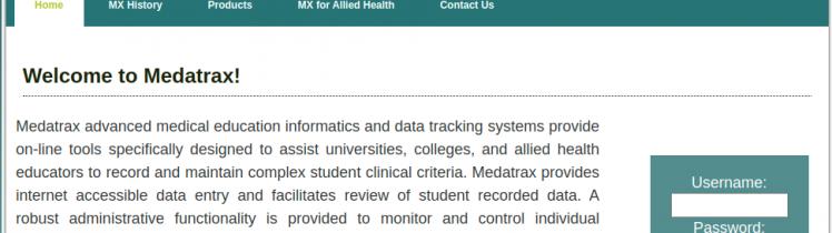 Medatrax Logo