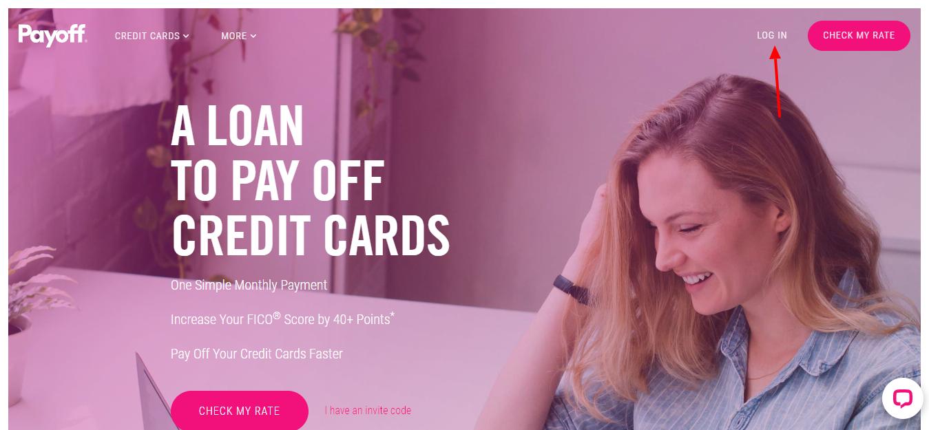 Payoff Loan Login
