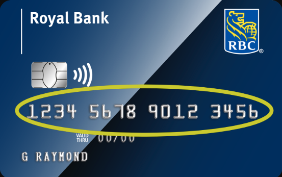 RBC Royal Credit Card Logo