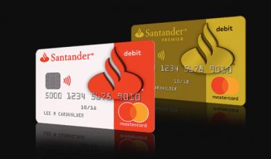 santander credit card logo