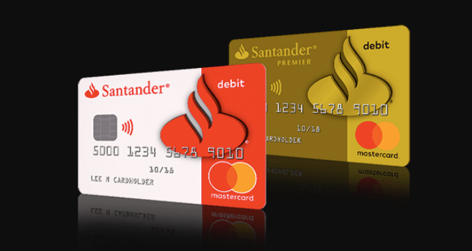 Www Santander Co Uk How To Activate Santander Credit Card Online