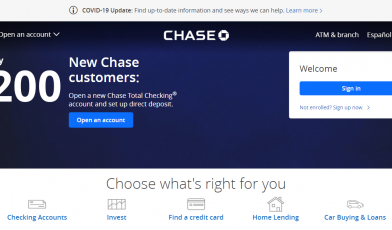 Activate Chase Credit Card All By Yourself