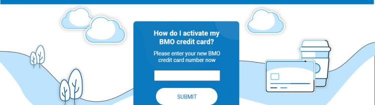 BMO Card Activate