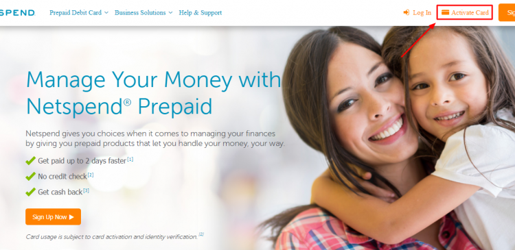 Proceed With Netspend Card Activation