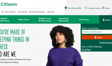 Citizens Bank Card Login