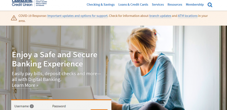Navy Federal Credit Card Login