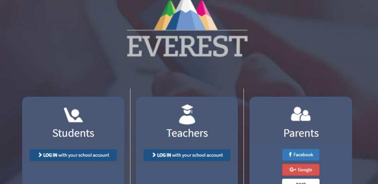 everest student login