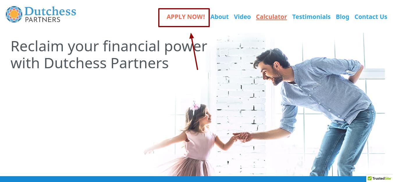 ]dutchess partners loans apply